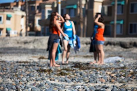 CSUSM Resident Advisor Sponsored Beach Cleanup